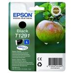 Cartucho de tinta Epson stylus referencia T1291 negro XL