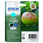 Cartucho de tinta Epson stylus referencia T1292 cian XL