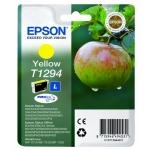 Cartucho de tinta Epson stylus referencia T1294 amarillo XL