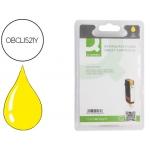 Cartucho de tinta Q-Connect compatible Canon CLI-521Y amarillo pixma mp620/630/98 ip3600/4600
