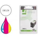 Cartucho de tinta Q-Connect compatible Canon IP1800/2500 color cl-38