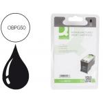 Cartucho de tinta Q-Connect compatible Canon IP2200 mp150/170/450/460jx200/500 negro pg-50