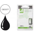 Cartucho de tinta Q-Connect compatible Epson stylus C62, cx3200 negro