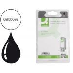 Cartucho de tinta Q-Connect compatible Epson stylus color 810 negro