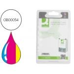 Cartucho de tinta Q-Connect compatible Epson stylus photo color