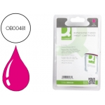 Cartucho de tinta Q-Connect compatible Hp 1000 1100 2200 2230 2250 2280 2300 2600 287000 dj 10ps 20ps CP1700 n.11 magenta