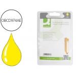Cartucho de tinta Q-Connect compatible Hp 920xl amarillo 700 páginas