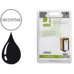 Cartucho de tinta Q-Connect compatible Hp 920xl negro 1200 páginas