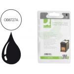 Cartucho de tinta Q-Connect compatible Hp DJ3320 3420 3745 3840 3845 serie 5610 seriepsc 1310 1315 1215 n 27 10ml negro