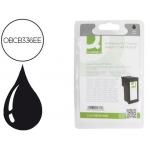 Cartucho de tinta Q-Connect compatible Hp deskjet 4260/D4200 series officejet j5780/5785 negro 350xl