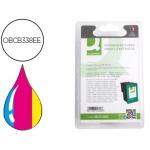 Cartucho de tinta Q-Connect compatible Hp deskjet 4260 D4200 series officejet j5780 5785 tricolor 351xl