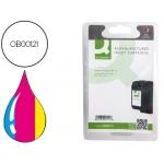 Cartucho de tinta Q-Connect compatible Hp dj 825c 840c 843c 845c tricolor 15 ml n.17
