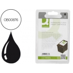 Cartucho de tinta Q-Connect compatible Hp n.21 negro 5 ml DJ3920/3940D2360/F380 psc 1410