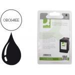 Cartucho de tinta Q-Connect compatible Hp n.300xl negro 600 páginas