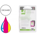 Cartucho de tinta Q-Connect compatible Hp n.300xl tricolor 440 páginas