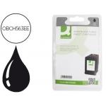 Cartucho de tinta Q-Connect compatible Hp n.301xl negro