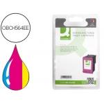 Cartucho de tinta Q-Connect compatible Hp n.301xl tricolor
