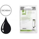 Cartucho de tinta Q-Connect compatible Hp n.364xl negro