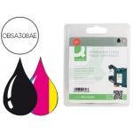 Cartucho de tinta Q-Connect compatible Hp n.45/78 pack 2 negro/color