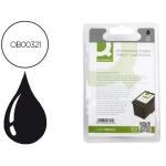 Cartucho de tinta Q-Connect compatible Hp n.56 negro DJ450 5550 5152 5500 5600 5650 serie 7000 7260psc 1110 1310 1315