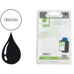 Cartucho de tinta Q-Connect compatible Lexmark Z12 z22 z32703 705 p706 707 3150 negro alta resolucion n.50