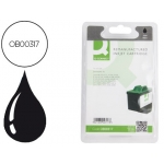 Cartucho de tinta Q-Connect compatible Lexmark color jp Z13 z23 z33 z25 z35 z517 z600 z601 z615 z650 negro altren 16
