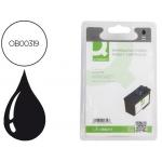 Cartucho de tinta Q-Connect compatible Lexmark jetprinter color Z55 z65 mf x5100 5130 x5150 x100 6150 6170 negro n82