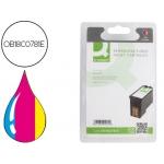 Cartucho de tinta Q-Connect compatible Lexmark tricolor Z730 multifuncion x2300 n.01