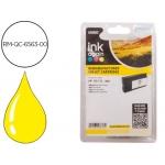 Cartucho de tinta compatible Hp 951xl amarillo CN048AE capacidad 1.500 páginas