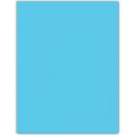 Cartulina Guarro color azul cielo 50x65 cm 185 gr