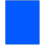 Cartulina Guarro color azul mar 50x65 cm 185 gr