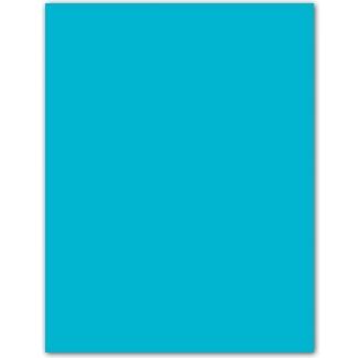 Guarro 200040236 - Cartulina, 50 x 65 cm, 185 gr/m2, color azul turquesa