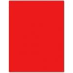 Cartulina Guarro color roja 50x65 cm 185 gr