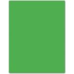 Cartulina Guarro color verde manzana 50x65 cm 185 gr