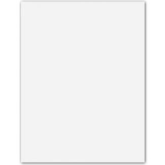 Cartulina Guarro extra color blanca 50x65 cm 180 gr