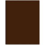Cartulina Guarro marron/chocol 50x65 cm 185 gr