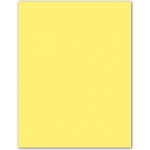 Cartulina Guarro tamaño A3 color amarillo 185 gr paquete 50 hojas
