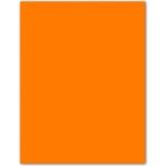 Cartulina Guarro tamaño A3 color naranja fluorescente 185 gr paquete 50 hojas