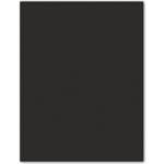 Cartulina Guarro tamaño A3 color negro 185 gr paquete 50 hojas