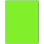 Cartulina Guarro tamaño A3 color verde fluorescente 185 gr paquete 50 hojas