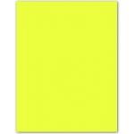 Cartulina Guarro tamaño A4 color amarillo limon 185 gr paquete 50 hojas