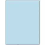 Cartulina Guarro tamaño A4 color azul cielo 185 gr paquete 50 hojas