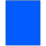 Cartulina Guarro tamaño A4 color azul mar 185 gr paquete 50 hojas