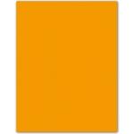 Cartulina Guarro tamaño A4 color mandarina 185 gr paquete 50 hojas