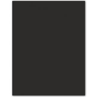 Cartulina Guarro tamaño A4 color negro 185 gr paquete 50 hojas