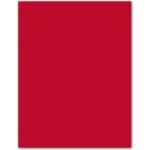 Cartulina Guarro tamaño A4 color rojo 185 gr paquete 50 hojas