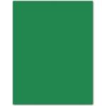 Cartulina Guarro tamaño A4 color verde amazona 185 gr paquete 50 hojas