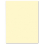 Liderpapel CX25 - Cartulina, 50x65 cm, 180 gr/m2, color crema