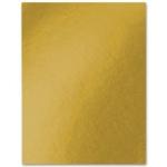 Cartulina Liderpapel 50x65 cm 235g/m2 metalizada color oro