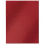 Cartulina Liderpapel 50x65 cm 235g/m2 metalizada color rojo